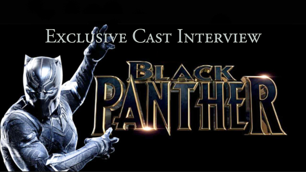 Black Panther Cast Interview